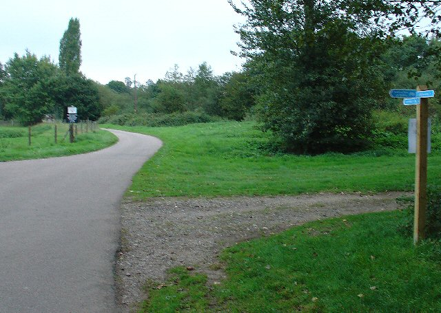 Cycle Route No. 12, Near Penshurst Place, Kent