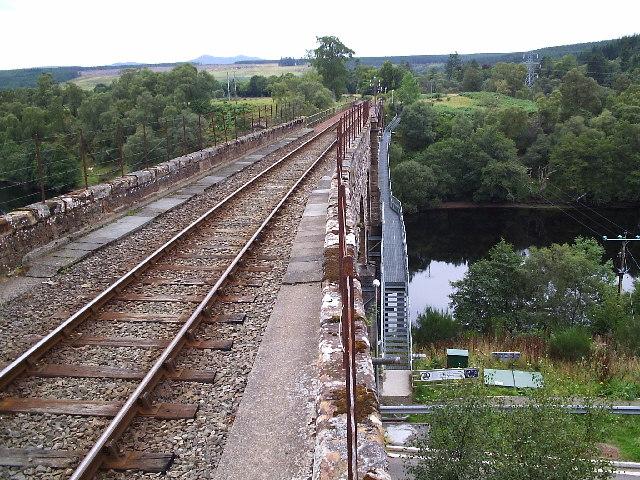 Invershin Railway Bridge