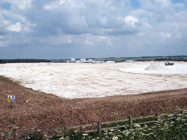 Melton Ross Limestone Quarry