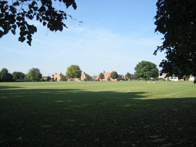 Playing Field, Bretforton