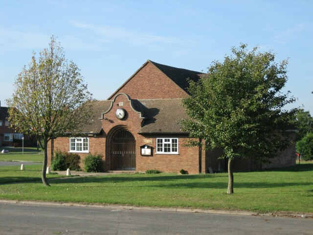 Badsey Remembrance Hall