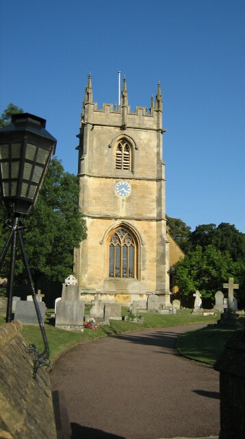Badsey Church