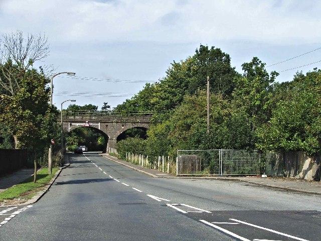 Green Dragon Lane, Grange Park