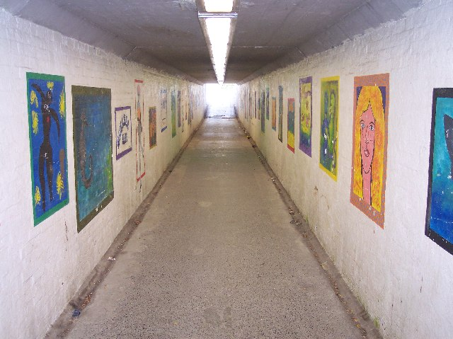 Inside the Underpass