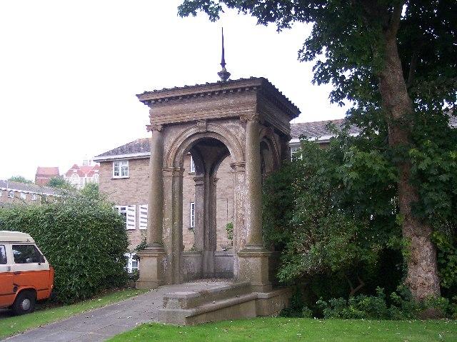 Garden Temple, Attree Villa, Queens Park, Brighton