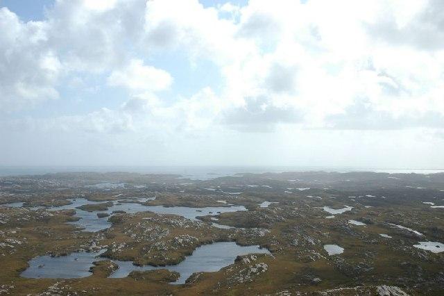Loch Dubh Mas Holasmul
