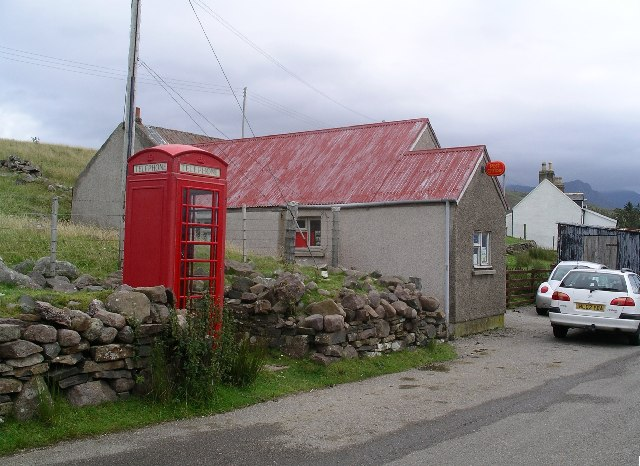 Post Office, Achiltibuie