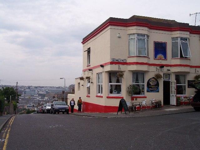 Sussex Street, Brighton