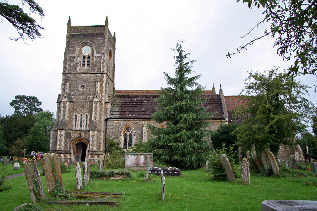Church of St. Peter, Slinfold