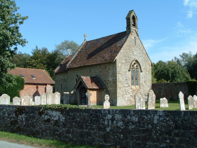 St James' Church, Selham, West Sussex