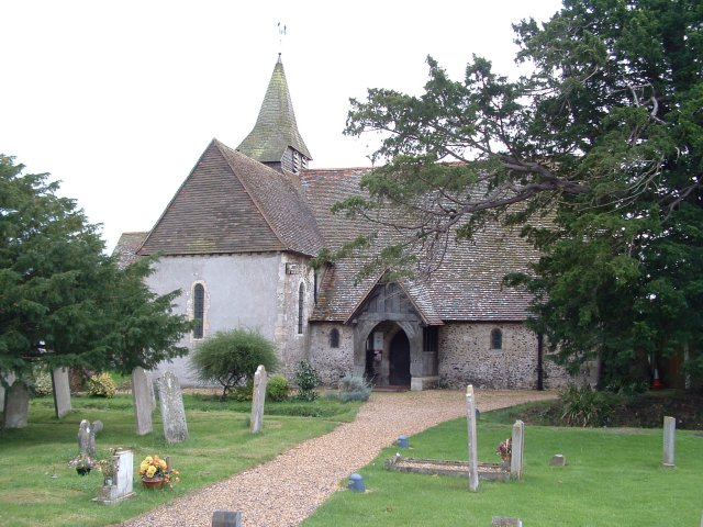 St Peter's Church, North Hayling, Hampshire