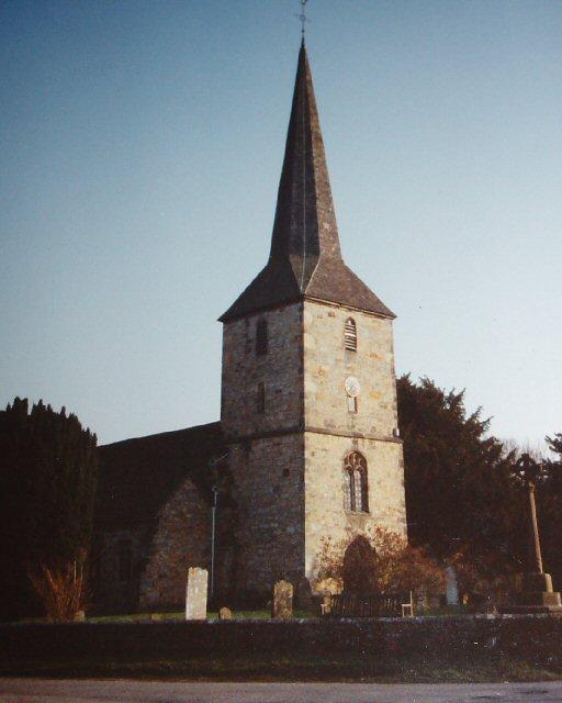 St Peters Church, Hever, Kent