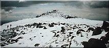 SH7113 : Penygadair - Cadair Idris Summit by Pete Chapman