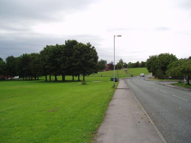 Cronkeyshaw Common, Rochdale, Lancashire