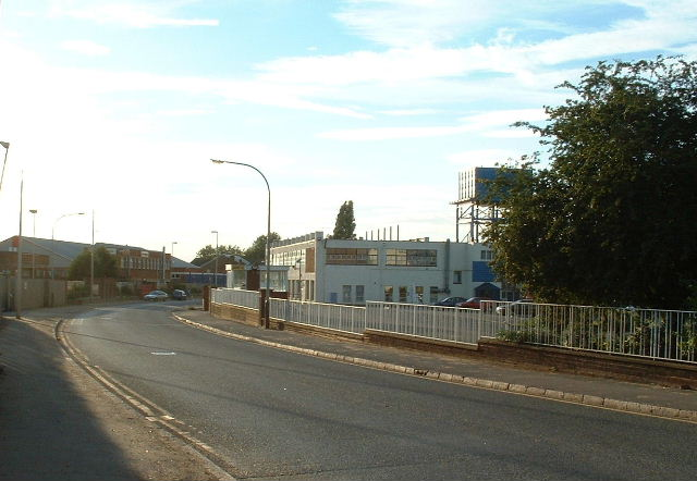 Ulverscroft Road