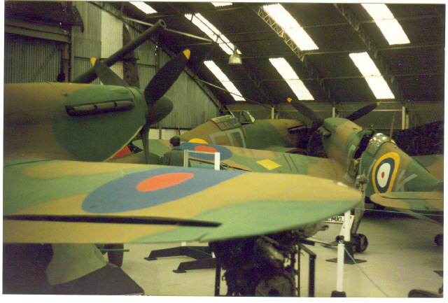 Kent Battle of Britain Museum, Hawkinge