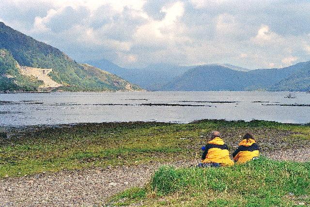 Loch Etive from Bonawe Slipway