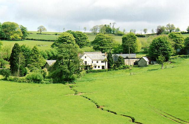 Dulverton: Northcombe Farm