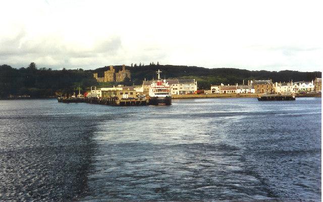 Leaving Stornoway