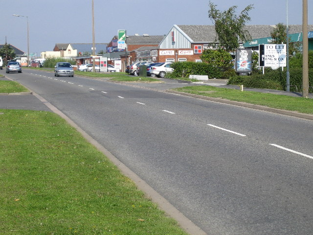 Outer Circle Road, Lincoln