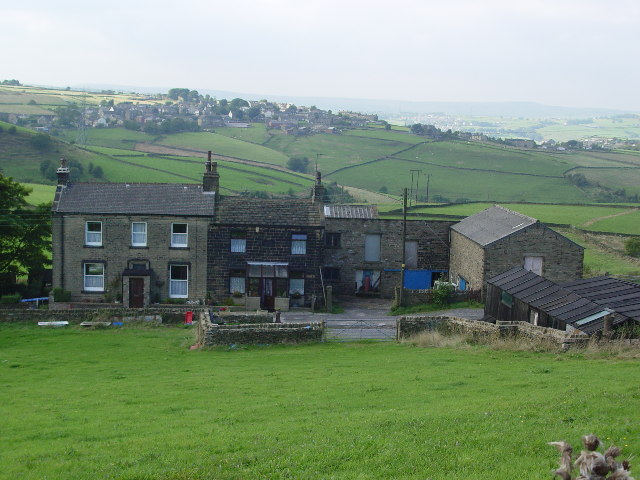 Cottages near Outlane