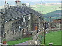 SE0918 : Turley Cote Farm by Malcolm Street