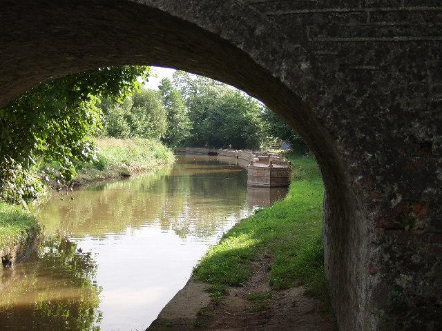 Bridge 35  on Shropshire Union Canal