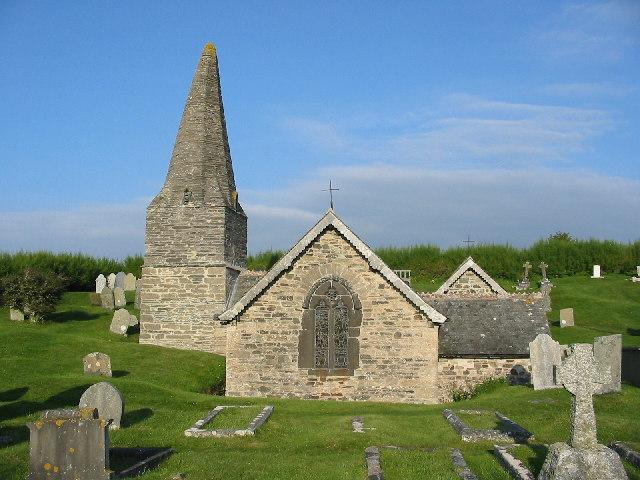 St. Enodoc  Church