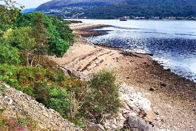 From the coast road below Meall Ruadh, Ardgour