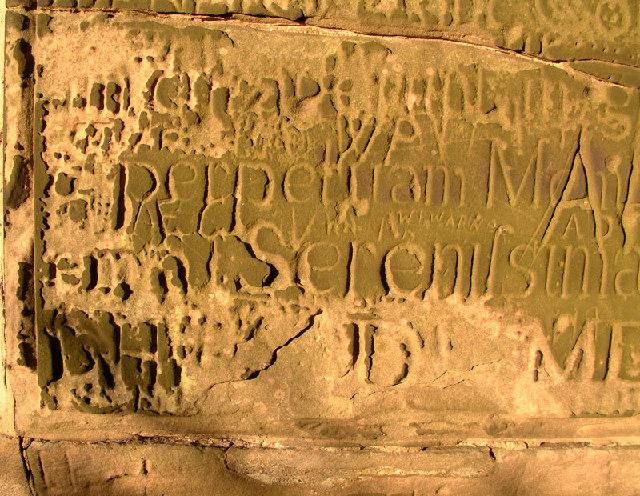 High Cross Monument (Detail)