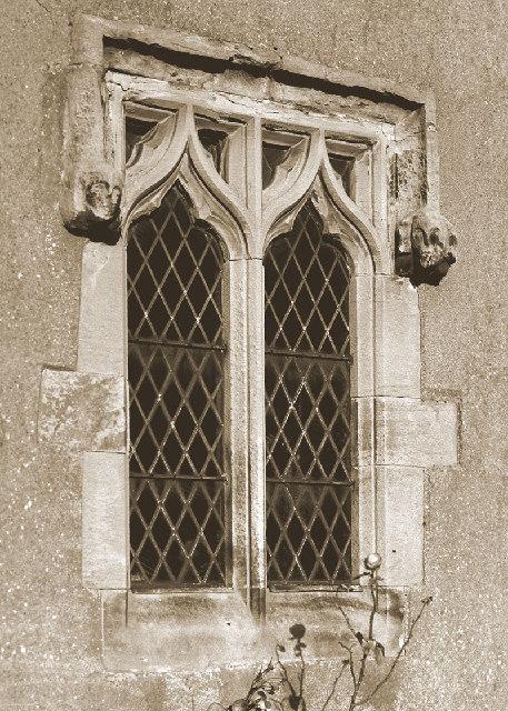 Dadlington Church Window