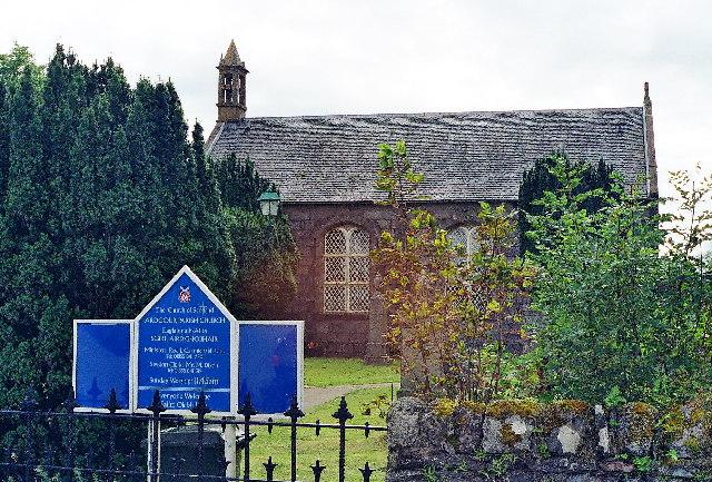 Church at North Corran, Ardgour