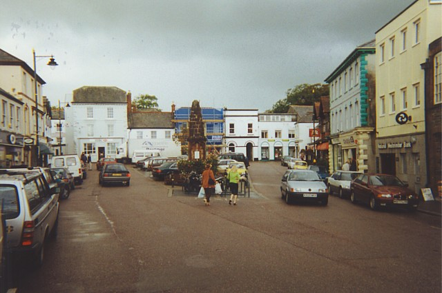 The Square, Holsworthy