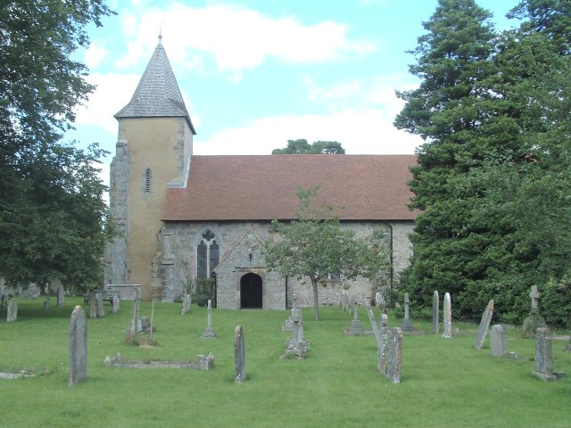 St George's Church, Trotton, West Sussex