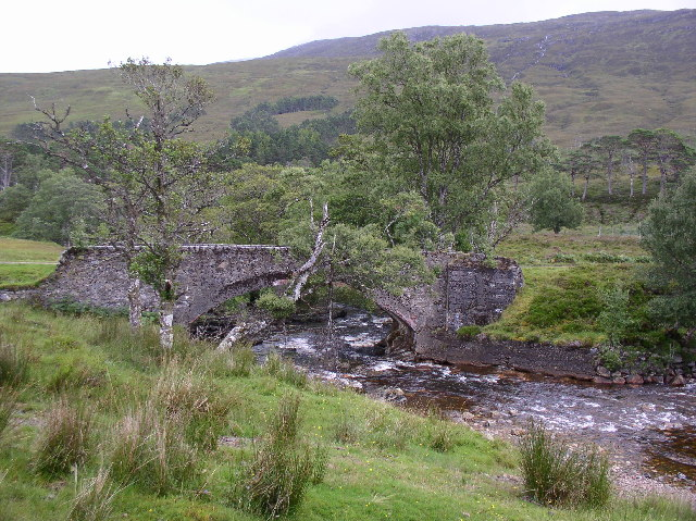 Bridge, River Coulin
