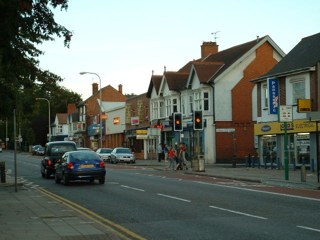 Uppingham Road Shops