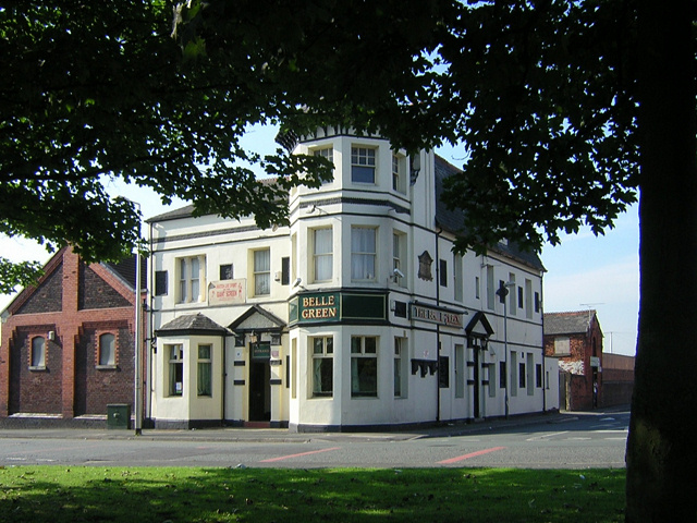 The Belle Green