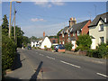 TL6861 : Cheveley Centre, Suffolk by mike