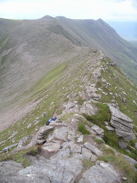 E Ridge, Garbh Choireachan