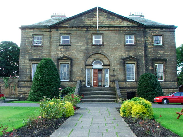 Backworth Hall