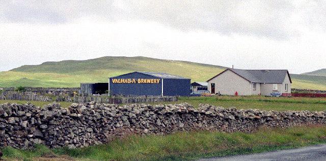 Valhalla Brewery, Baltasound
