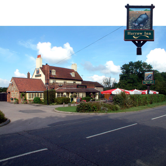 The Harrow Inn, Old Farleigh Road, Farleigh, CR6
