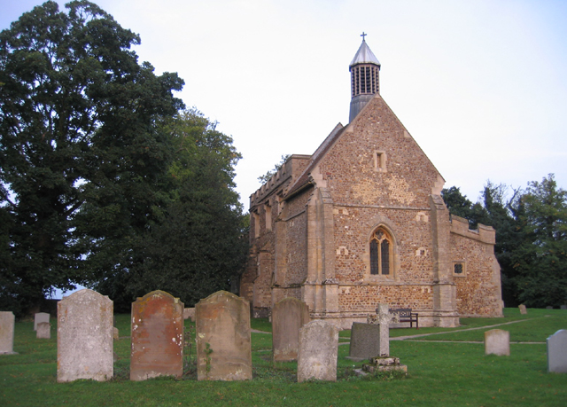 All Saints' Church, Eyeworth, Beds