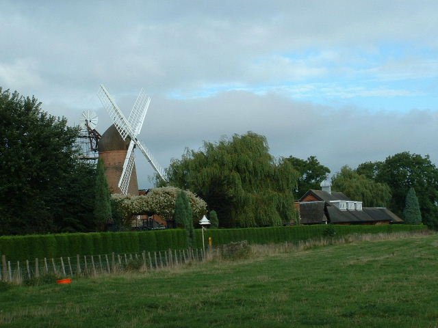 Mill at Arnesby