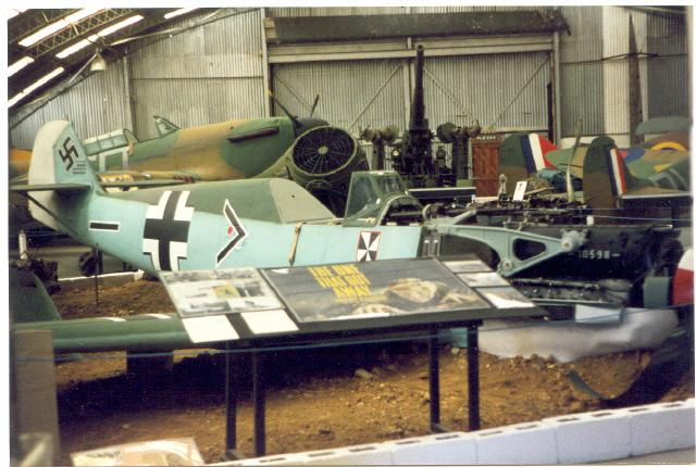 Kent Battle of Britain Museum, Hawkinge