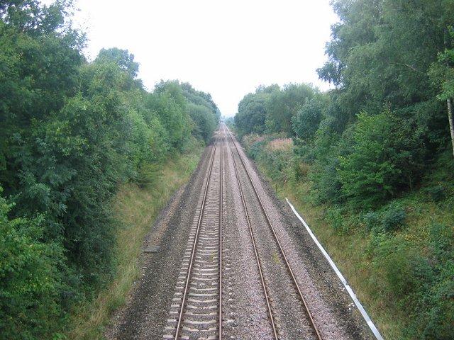 Railway, Tunnel Lane.
