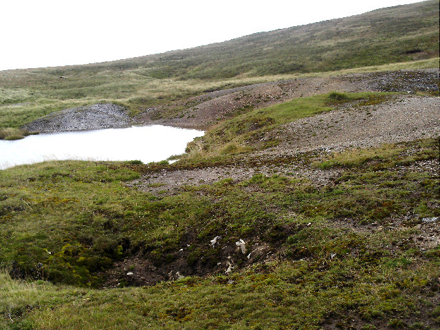 Pikedaw calamine pits