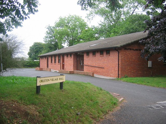 Orleton Village Hall