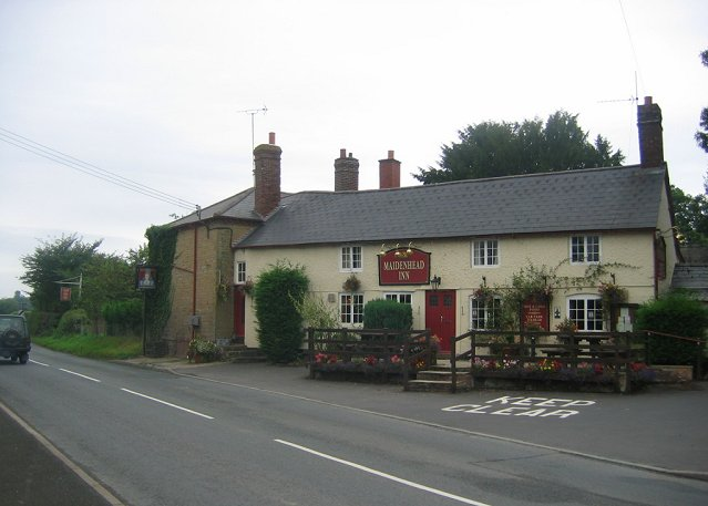 The Maidenhead.