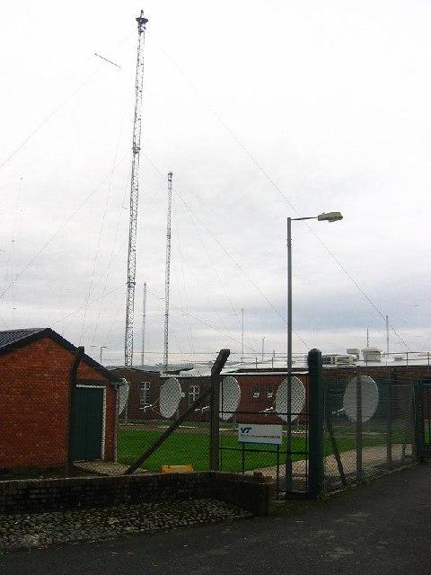 Shortwave radio station, Woofferton